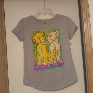 Disney The Lion King Shirt Sz Large